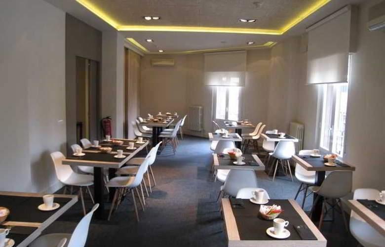 Sercotel Leyre - Restaurant - 25