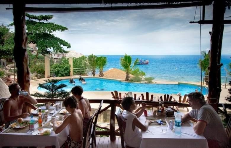 Montalay Beach Resort - Restaurant - 8