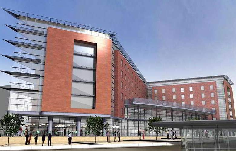 Jurys Inn Liverpool - Hotel - 0