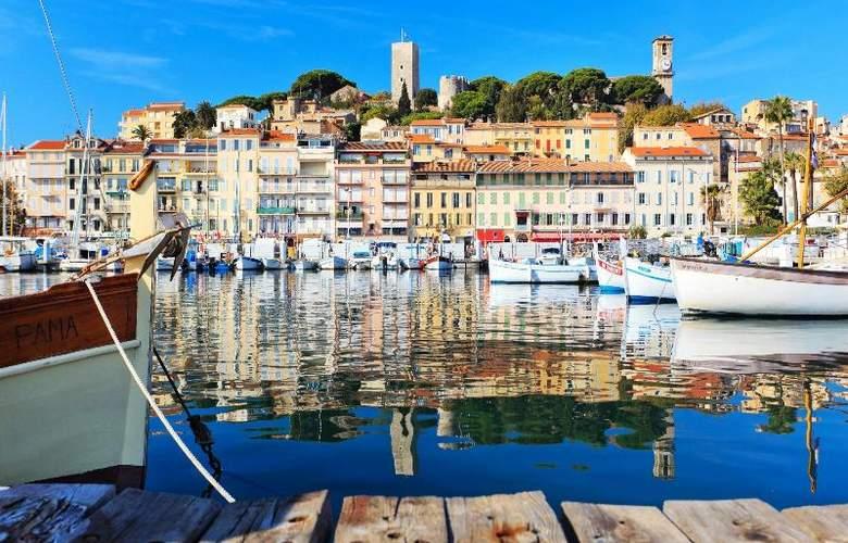 Clarion Suites Cannes Croisette - Sport - 51
