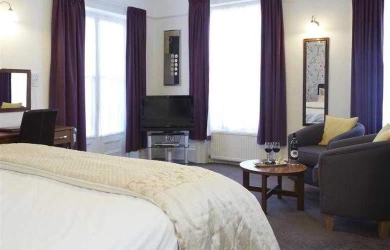 Best Western Annesley House - Hotel - 35