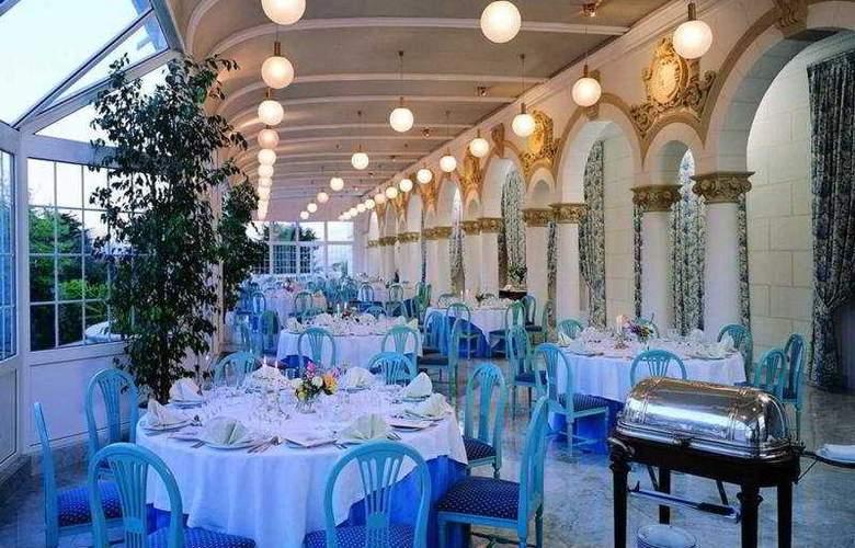 Eurostars hotel Real - Restaurant - 4