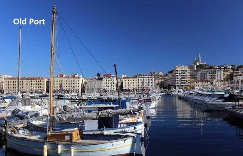 Appart'City Marseille Centre Prado - Sport - 17