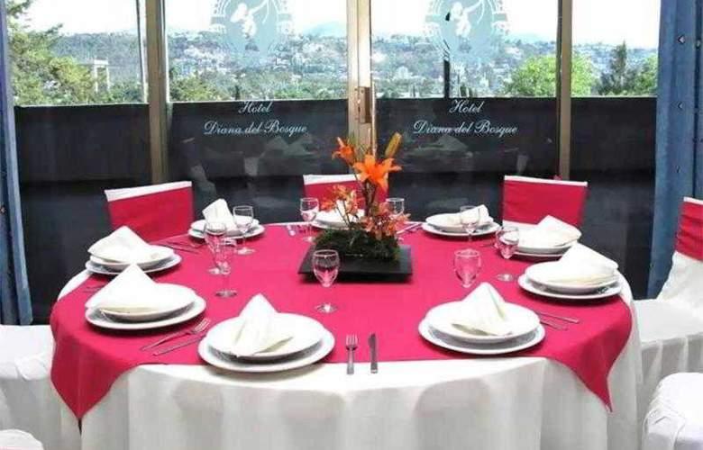 Diana del Bosque - Restaurant - 4