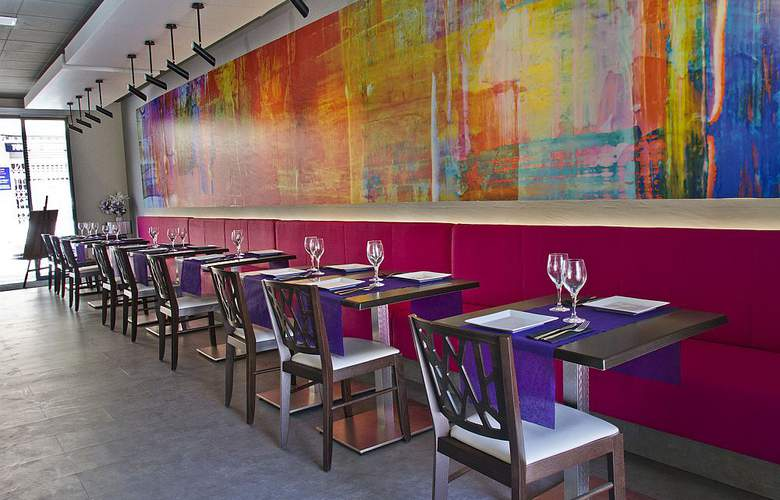 The Purple by Ibiza Feeling - Restaurant - 2