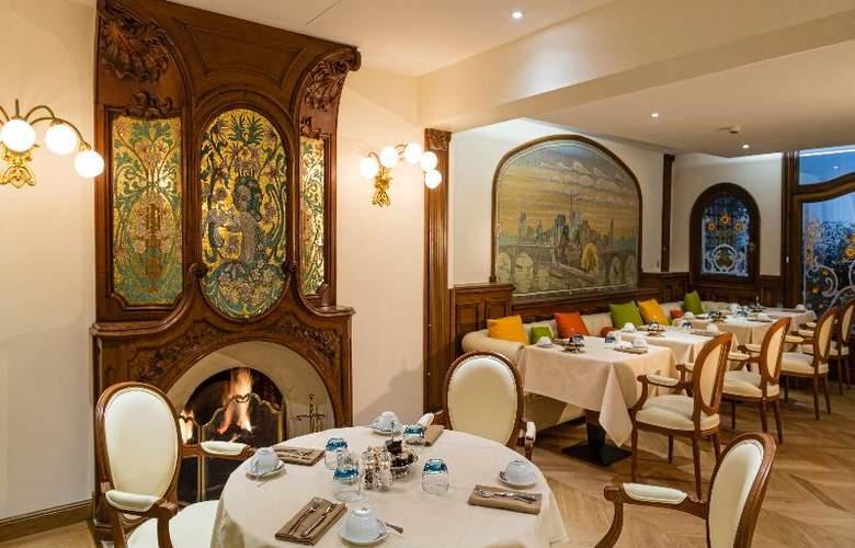 Hotel Regina - Restaurant - 30