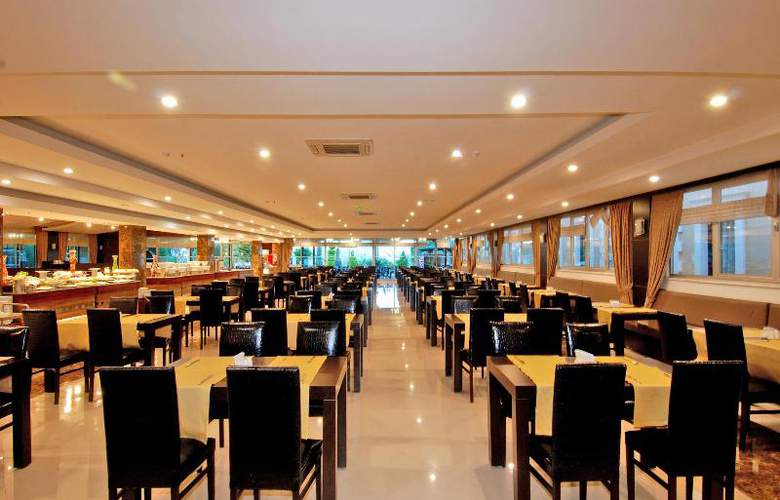 Maya World Hotel Belek - Restaurant - 78