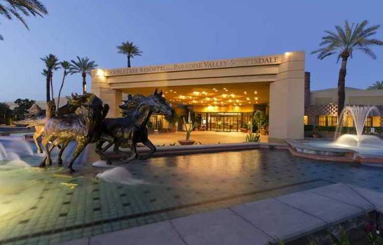 DoubleTree Resort by Hilton Hotel Paradise Valley - Hotel - 5