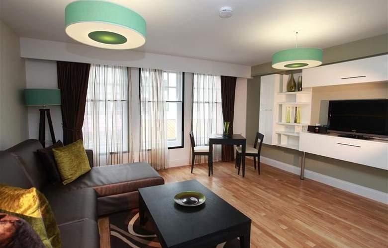 Best Western Maitrise Suites - Room - 65