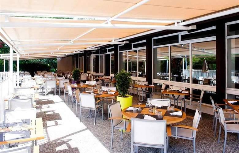 Novotel Aix en Provence Beaumanoir Les 3 Sautets - Restaurant - 43