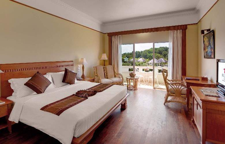 Sokha Beach Sihanouk Ville - Room - 4
