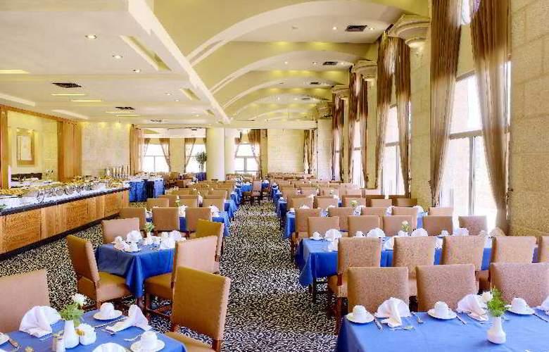 Olive Tree hotel - Restaurant - 4