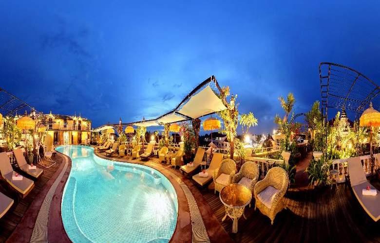 Terrasse Des Elephants - Pool - 17