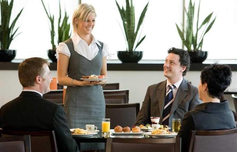Novotel Melbourne Glen Waverley - Restaurant - 74
