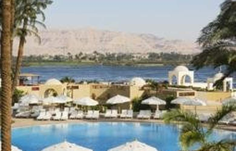 Mercure Luxor Karnak - Pool - 4