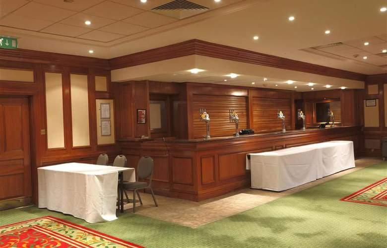 Best Western Stoke-On-Trent Moat House - Hotel - 54