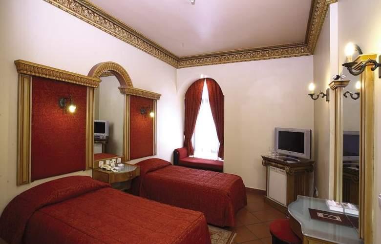 Sultanahmet Palace Istanbul (Otel Sultanahmet Sarayı) - Room - 8