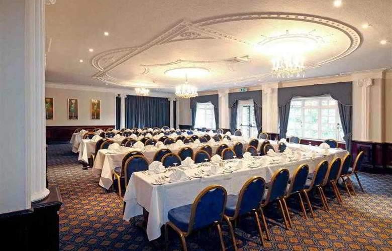 Mercure Wolverhampton Goldthorn Hotel - Hotel - 9