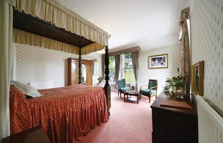 Best Western Limpley Stoke - Room - 36