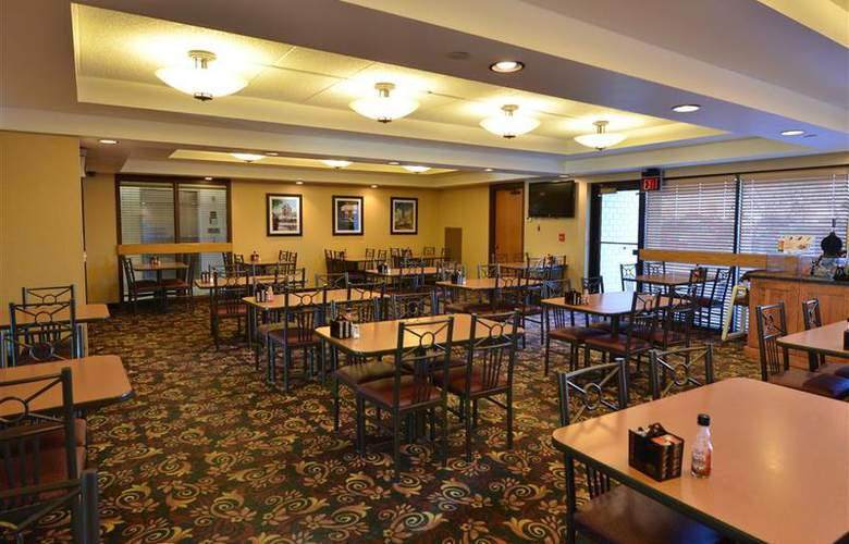 Best Western Plus East Towne Suites - Restaurant - 48