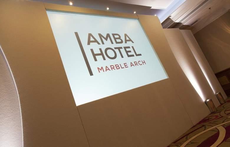 Amba Marble Arch - Hotel - 5