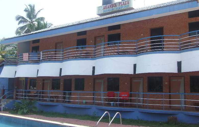 Arambol Beach Resort - Pool - 4