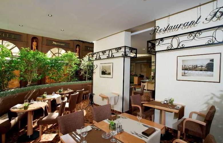 Mercure Budapest Castle Hill - Restaurant - 12