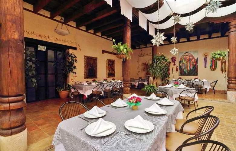 Posada Real De Chiapas - Restaurant - 7