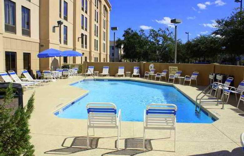 Hampton Inn Jacksonville-I-95 Central - Hotel - 2