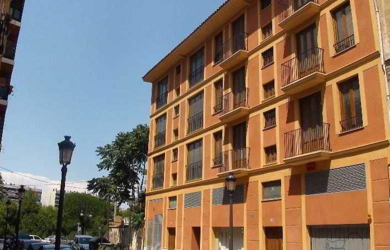 Hotel brental jardines del turia valencia - Hotel jardines del turia ...