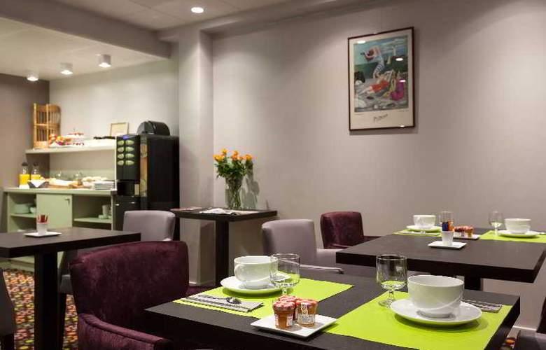 Le Gamaritz - Restaurant - 11