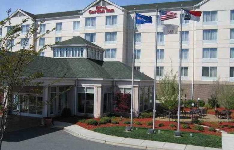 Hilton Garden Inn Charlotte North - Hotel - 0