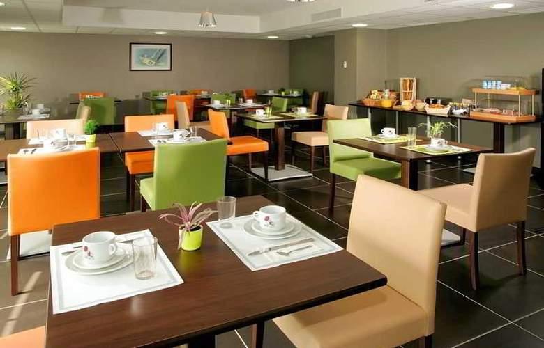 Appart City Saint Nazaire Ocean - Restaurant - 6