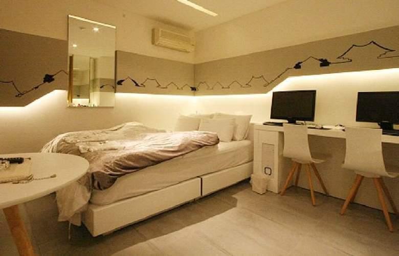 IMT Hotel 2 Jamsil - Room - 4