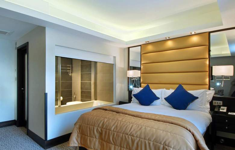 The Marble Arch By Montcalm London - Room - 4