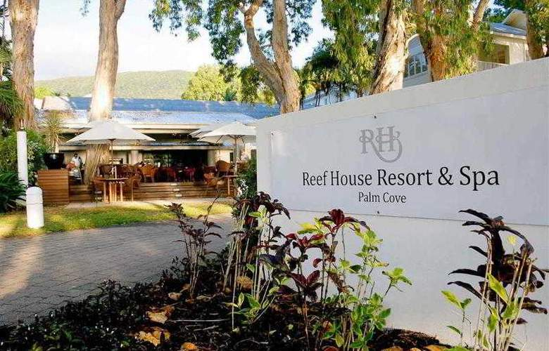 Reef House Boutique Resort & Spa Palm Cove - Hotel - 28