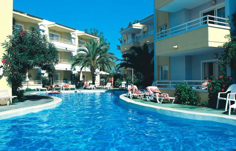 Palm Garden - Pool - 2