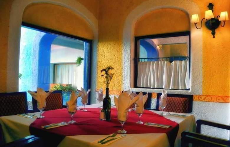 Villas Arqueologicas Teotihuacan - Restaurant - 30