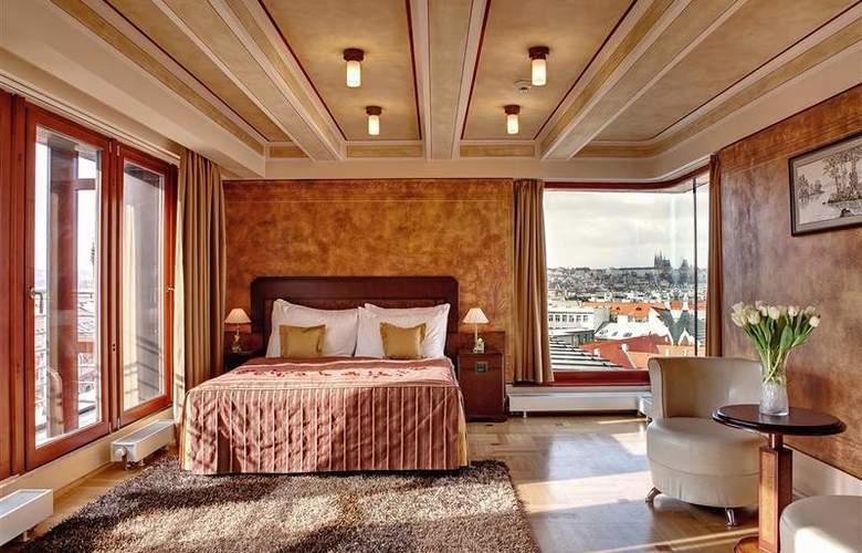 Majestic Plaza Prague - Room - 103