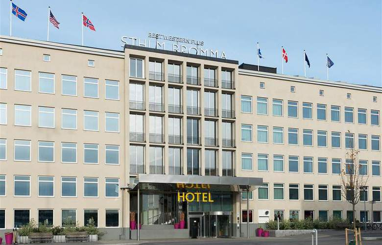 Best Western Plus Sthlm Bromma - Hotel - 43