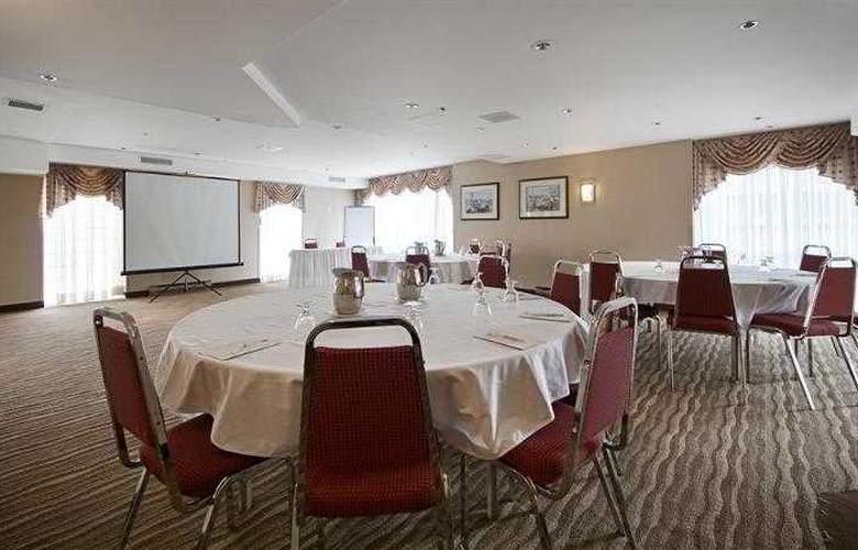 Best Western Ville-Marie Hotel & Suites - Conference - 35