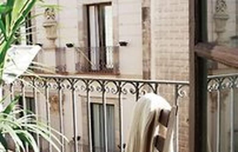 AinB Gothic-Jaume I Apartments - Terrace - 5