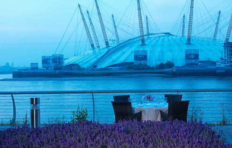 Radisson Blu Edwardian New Providence Wharf - Terrace - 7