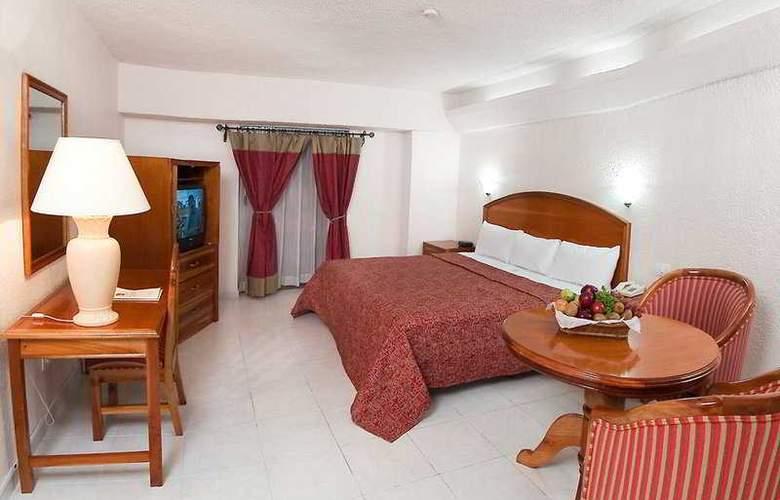 Best Western Maya Tabasco - Room - 4
