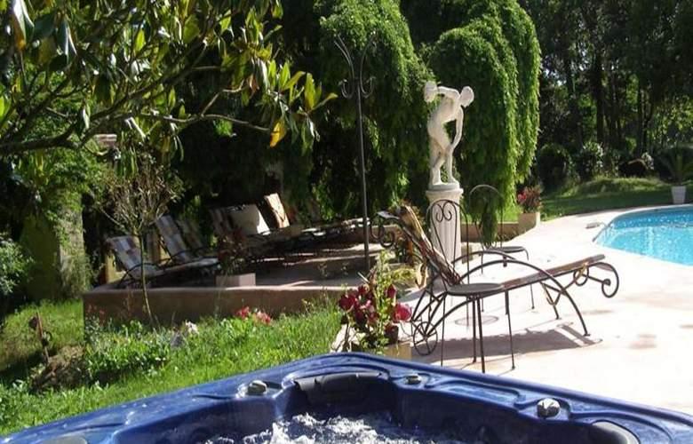 Relais du Silence Chateau de Lavail - Pool - 25