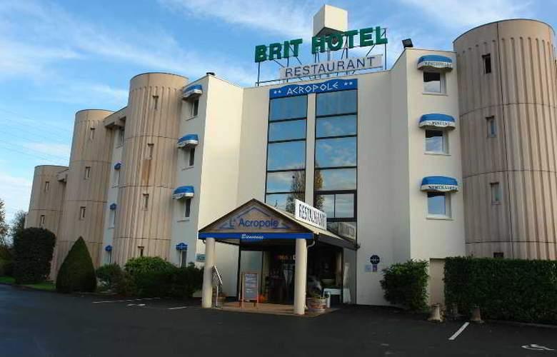 Brit Hotel Acropole - Hotel - 0