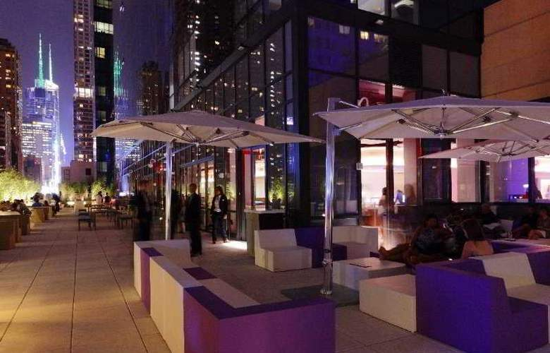Yotel New York at Times Square - Terrace - 6