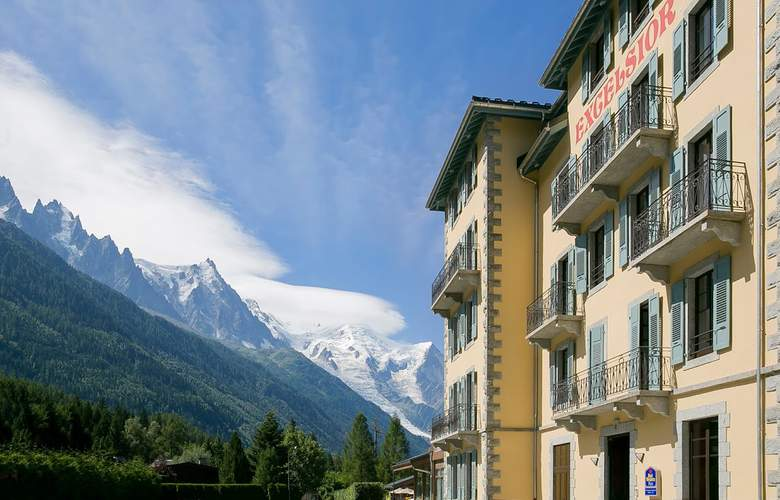 Best Western Plus Excelsior Chamonix Hotel & Spa - Hotel - 1