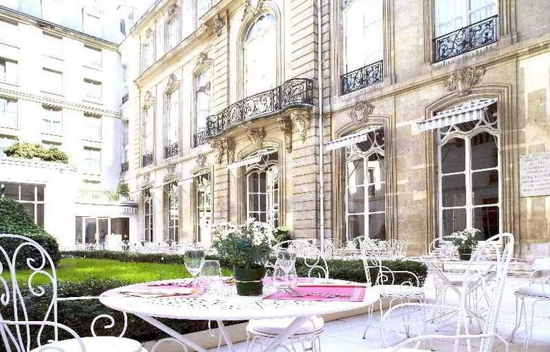 Saint James & Albany Hotel - SPA - Terrace - 16