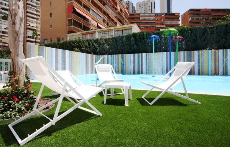 Port Benidorm - Terrace - 8
